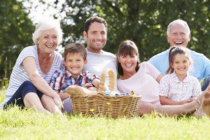 Los diez pasos para fortalecer la familia